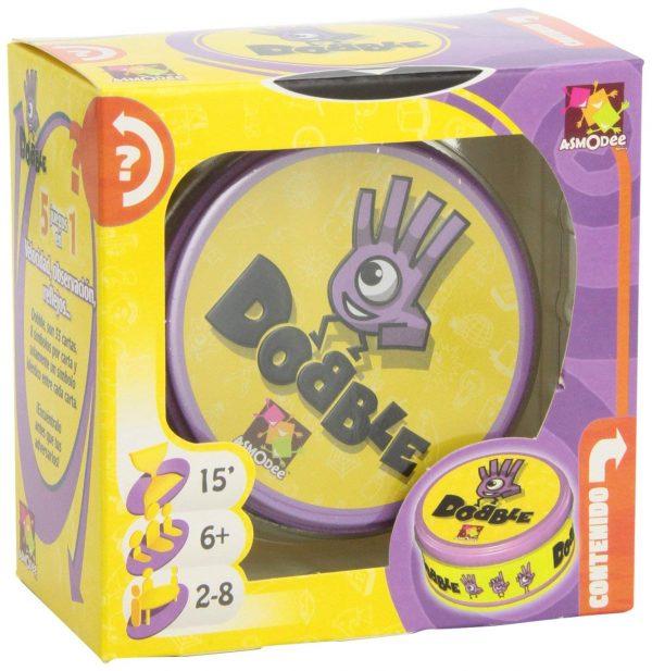 Dobble juego de cartas para niños