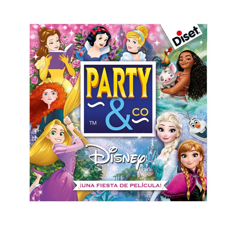 Party & co Disney princess
