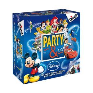 Party and Co juegos de mesa
