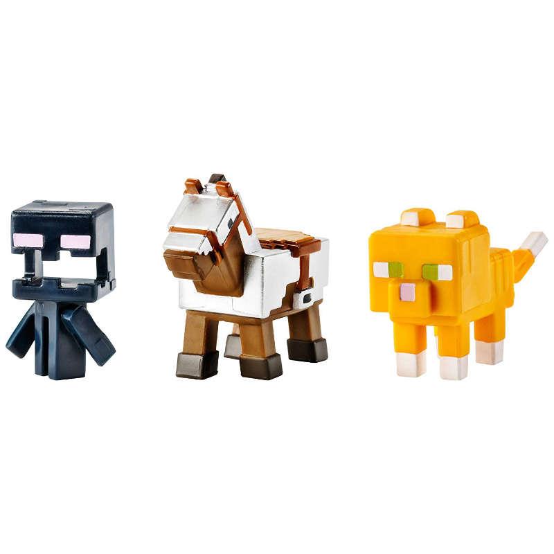 3 figuras minicraft