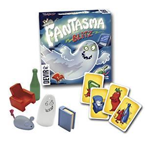 Juegos de cartas fantasmal