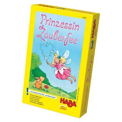 Haba la princesa Hadamaga