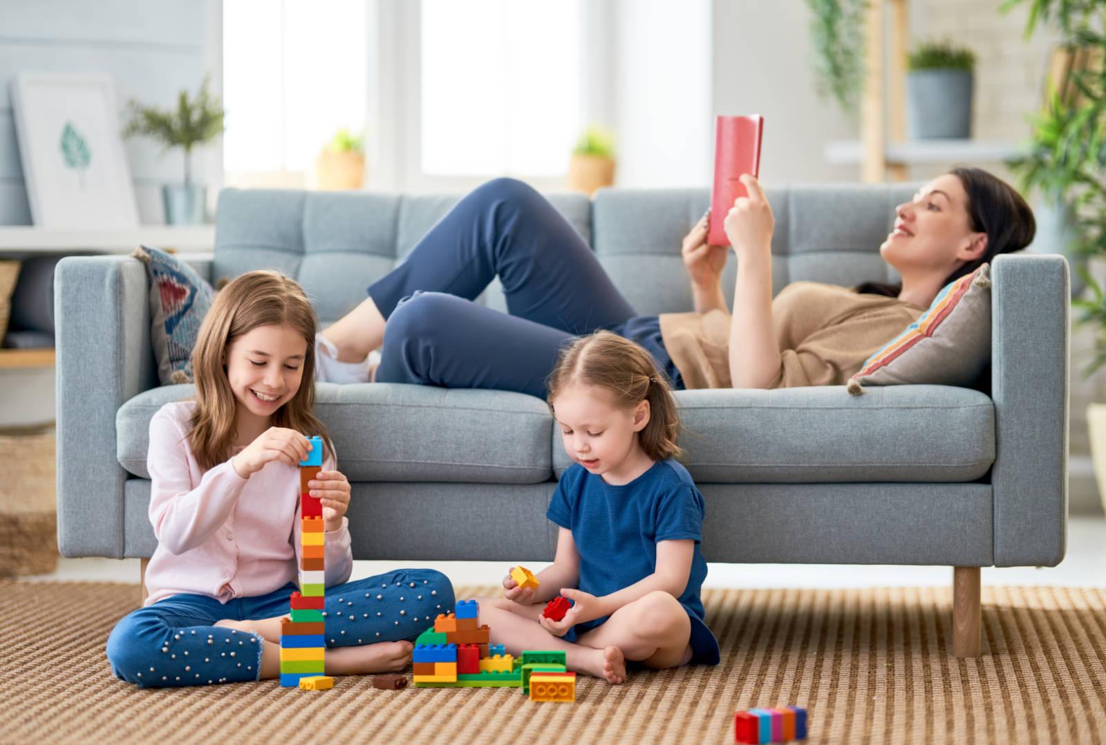 Juegos y juguetes para niños y niñas