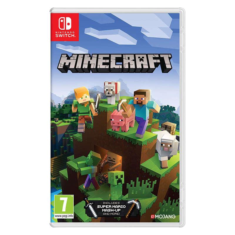 Minicraft version estandard para Nintendo switch